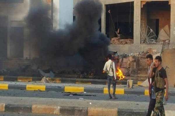 وقوع انفجار در الجوف یمن و کشته شدن شماری از مزدوران سعودی