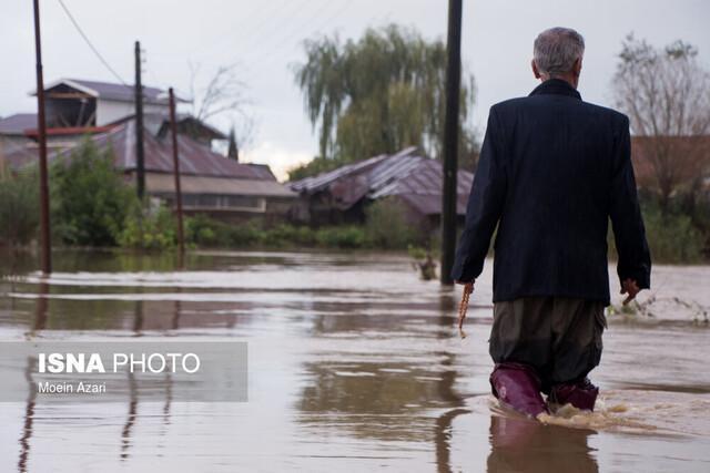 هشدار به اهالی منطقه کرگانه خرم آباد برای تخلیه منازل