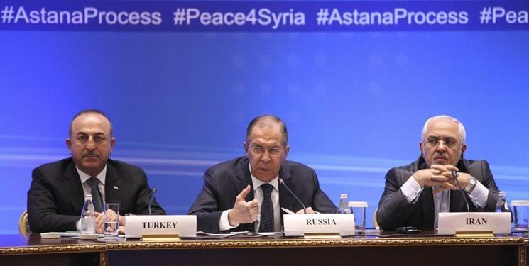 ظریف: تا هر زمان که دولت و ملت سوریه بخواهد در این کشور می مانیم