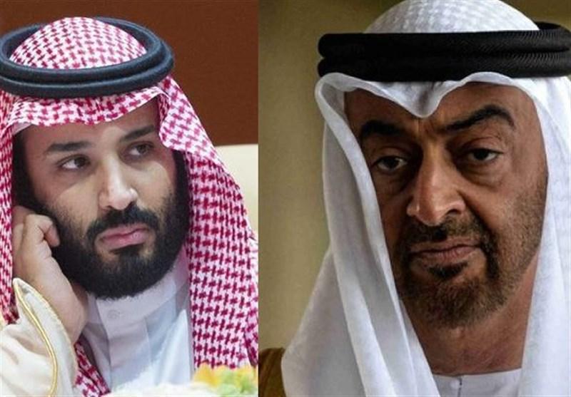 سفر ولیعهد سعودی به امارات