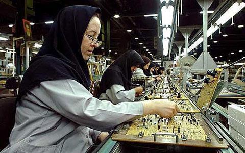 مشارکت زنان در اقتصاد ایران 6 درصد رشد داشته است