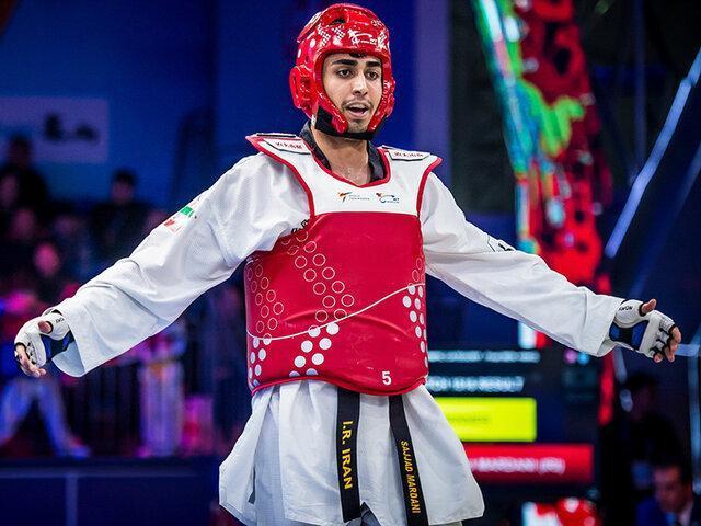 کولاک مردانی در مسکو با شکست قهرمان المپیک، سجاد یک برد تا المپیک توکیو