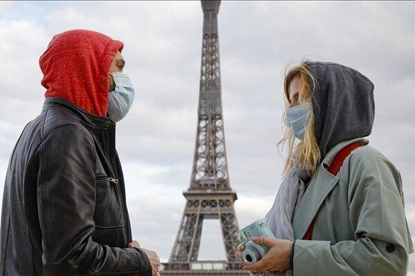آمار قربانیان کرونا در فرانسه از 3000 نفر فراتر رفت