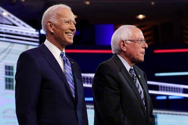 برنی سندرز از ادامه رقابت های انتخاباتی آمریکا کناره گیری کرد